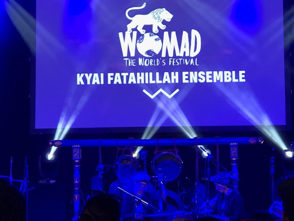Memukaunya Musisi Indonesia Dalam Womad Di Inggris